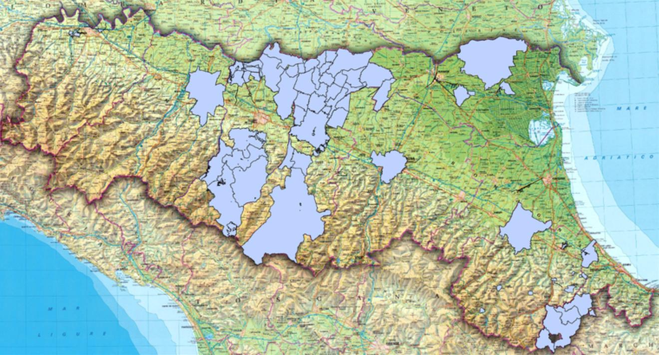 ... un milione di numeri civici su OpenStreetMap per lEmilia-Romagna